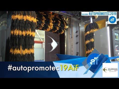 Produzione impianti di autolavaggio AQUARAMA