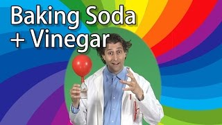 Vinegar + Baking Soda + Balloons = FIZZY FUN! | Kids Science Experiments | Science for Kids