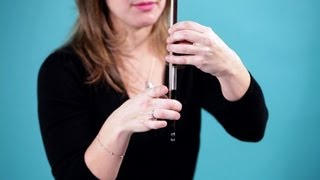 How to Hold the Bow | Violin Lessons