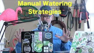 Manual Watering Strategies | How to Water the Lawn Without an Irrigation System