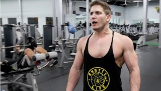 CHEAT & RECOVER | BACK, BICEPS & MEAL PREP! - Full Workout