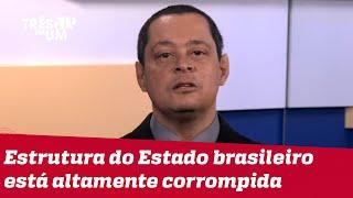 Jorge Serrão: Conversa de Luis Miranda com Omar Aziz e Renan Calheiros foi ápice da palhaçada da CPI