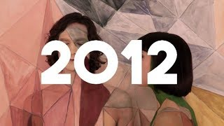 2012 : Les Tubes en France