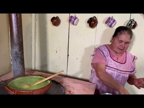 I started following this Mexican Grandma Cooking channel after looking for an authentic Mole recipe. She has 2.2M followers, how did I not know about her before.