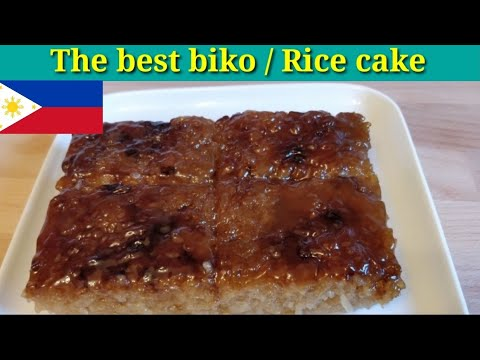 #biko #stickyrice Biko Recipe /sticky rice/Rice Cake