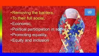 World Autism Awareness Day  2 April  2019 - Theme