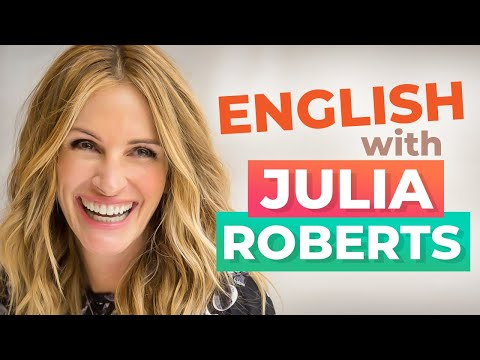 Download Learn English With Julia Roberts and Ellen Mp4 HD Video and MP3