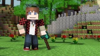 "♪ ""Hunger Games Song"" - A Minecraft Parody of Decisions by Borgore (Music Video)"