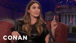 Elizabeth Olsen Accidentally Packed A Butcher