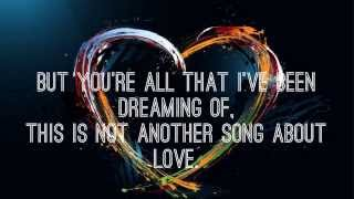 Not Another Song About Love   Hollywood Ending (Lyric Video)
