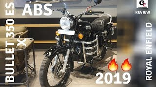 2019 Royal Enfield Bullet 350 ES X ABS | detailed review | features | specs | price !!!