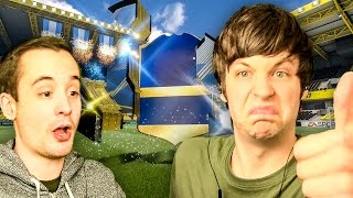 WALK OUT & ENDLESS TOTS PULLS!! - FIFA 17 PACK OPENING