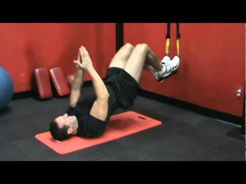 Suspended Hip Thrust