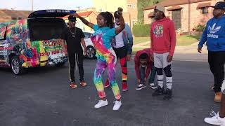 ONE OF THE RAWEST DANCE STYLES l OfficialTsquadTV l Tommy the Clown