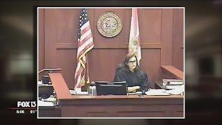 Judge reprimanded by FL Supreme Court after jailing domestic violence victim