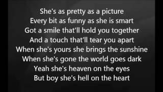 Eric Church - Hell on the Heart with Lyrics