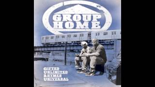 "Group Home - ""The Realness 2010"" (feat. Blackadon & Black of Brainsick Mob) [Official Audio]"