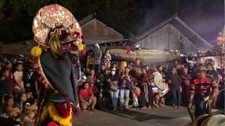 Tawuran Rogo Samboyo Putro live panglima polim kediri