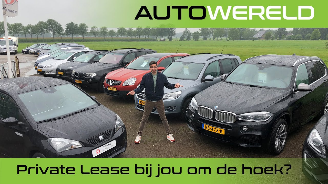 Vakgarage Wegwijzer – Private Lease