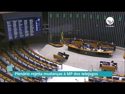 Plenário rejeita mudanças à MP que autoriza sorteio de prêmios por rádio e TV - 04/06/20
