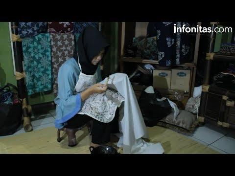 Batik pancawati Khas Bogor