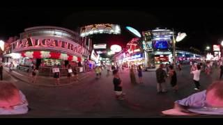 360 Tour, Walking Street, Pattaya, thailand