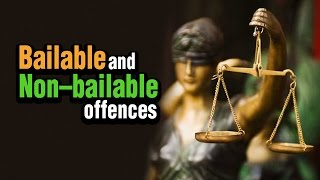 Gambar cover Bailable and Non–bailable offences | Rizwan Siddiquee | Whistleblower News India
