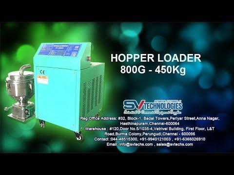 3 Phase Hopper Loader