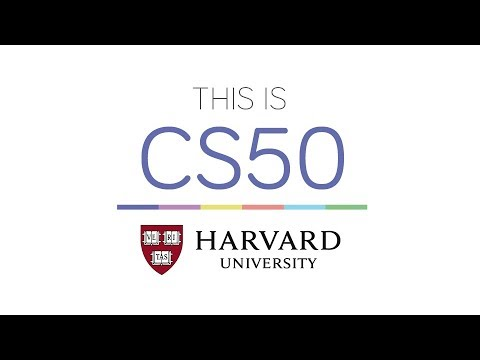 CS50's Introduction to Computer Science (Step by step explained by ...