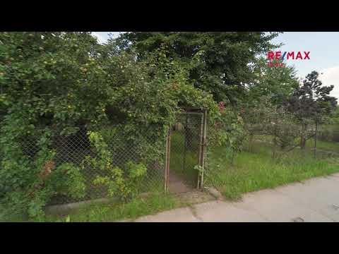 Video z << Přenechání pronájmu zahrádky v Brně - Štýřcích >>
