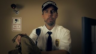 Busted by a Mall Cop #1 [ ASMR Unboxing Roleplay ]