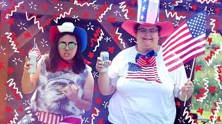 My First 4th of July (Gone Wild)