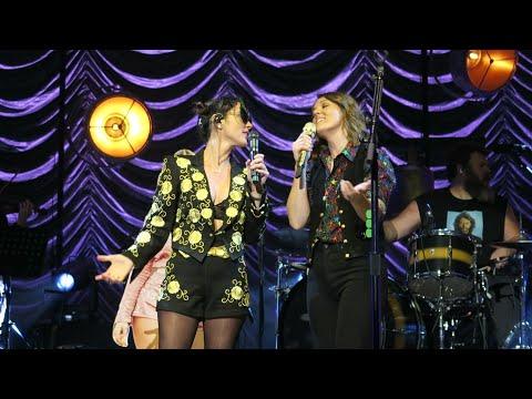 "Brandi Carlile Amanda Shires Sing Highwomen Song ""If She Ever Leaves Me"" Live Philadelphia Lyrics"