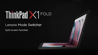 YouTube Video _Cgdya_f0U0 for Product Lenovo ThinkPad X1 Fold by Company Lenovo in Industry Computers