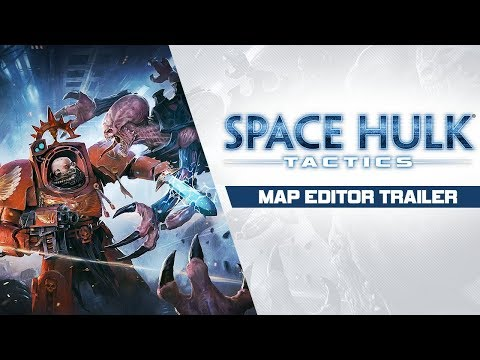 Space Hulk: Tactics - Map Editor Trailer thumbnail