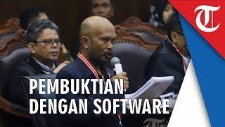 Video Pembuktian Saksi BPN Idham Amiruddin Tunjukan NIK Siluman dengan FoxPro, Temukan Data Invalid