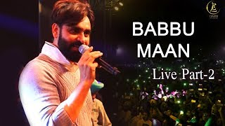 Babbu Maan Live Kabaddi Cup  Babbu Maan