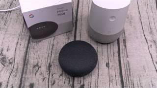 Google Home Mini - Better Than Amazon Echo Dot?