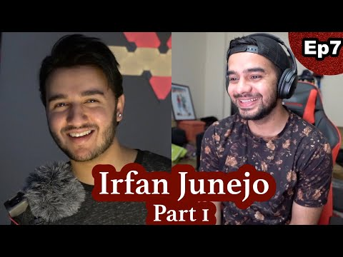 Asking Irfan Junejo awkward questions | Podcast
