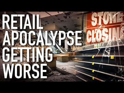Retail Apocalypse Getting Worse: 60 Percent Of Closed ...