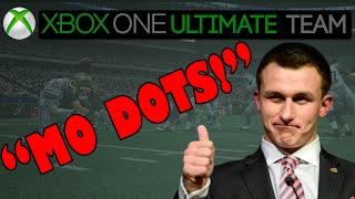 NFL -  Madden 15 Ultimate Team - JOHNNY MO DOTS! | MUT 15 Gameplay
