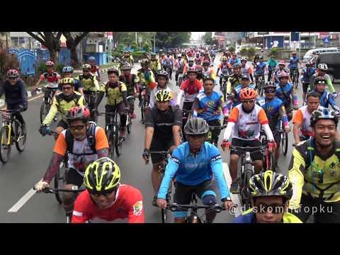 Sepeda Nusantara Etape Pekanbaru 2018