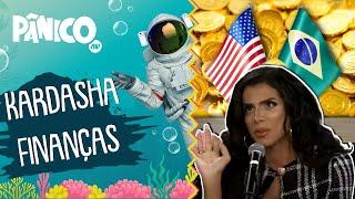 Karen Kardasha fala sobre diferenças do status entre Brasil e EUA