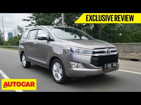 All New Kijang Innova G 2017 Harga Reborn Toyota For Sale Price List In The Philippines February 2019 Exclusive First Drive Autocar India