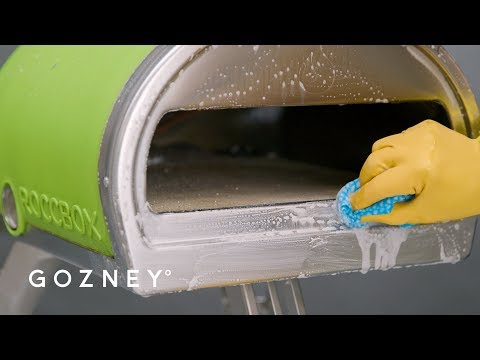 How to clean Roccbox