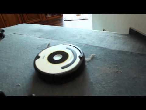iRobot Roomba 620 Saugroboter Test