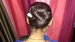 दो मिनट में तीन everyday hairstyle//Quick n easy hairstyle सिर्फ 2 minutes में