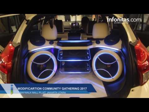 Modificartion Community Gathering 2017
