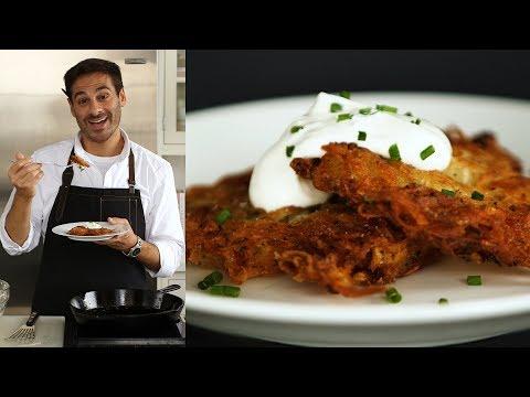 Foolproof Potato Pancakes (PotaLatk) - Kitchen Conundrum with Thomas Josephy