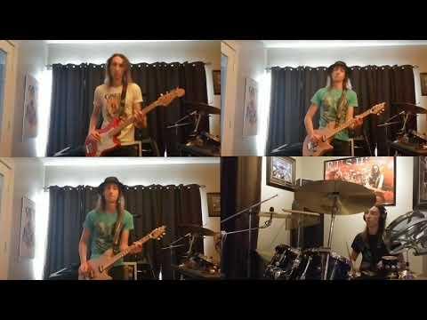 Motley Crue - Home Sweet Home (instrumental cover)